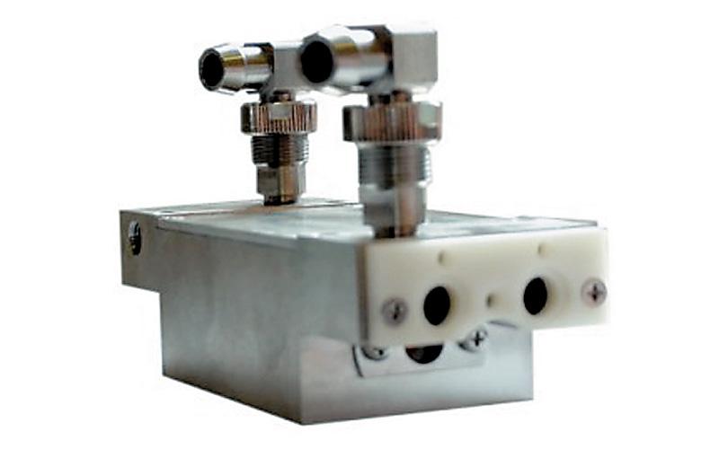 DFM pump chamber