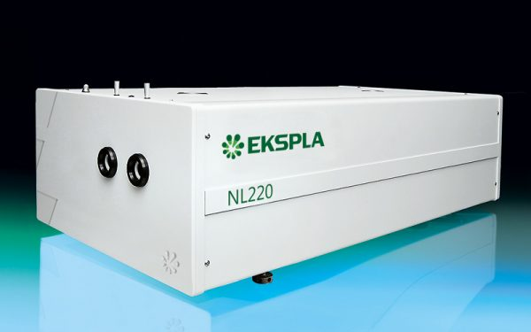 NL220 series nanosecond Q-switched DPSS Nd:YAG lasers