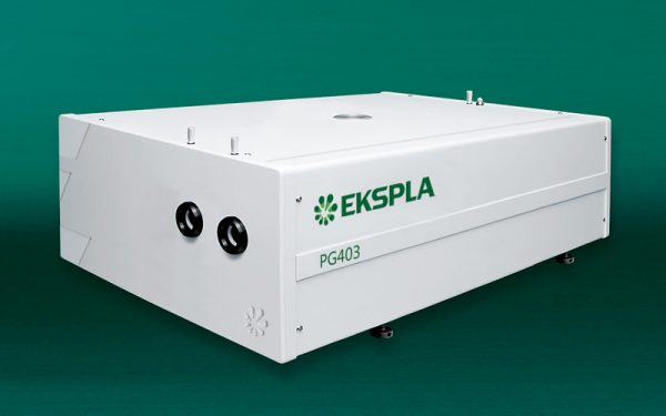 PGX03 series kHz repetition rate picosecond OPG