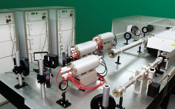 MM laser system