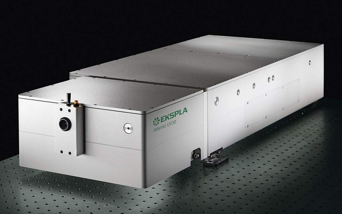 High Power Picosecond UV Laser Atlantic UV30