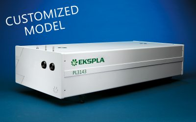 Picosecond Nd:YLF laser
