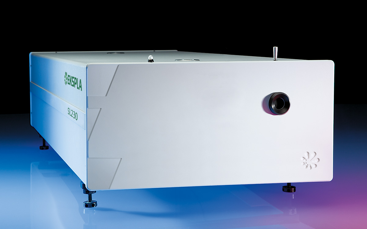 SL230 series  SBS Compressed Picosecond DPSS Nd:YAG Lasers