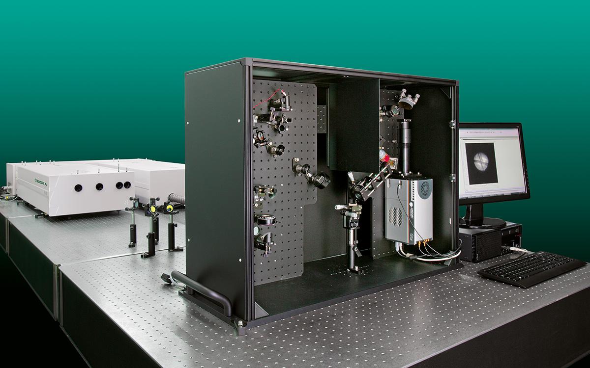 SFG microscope