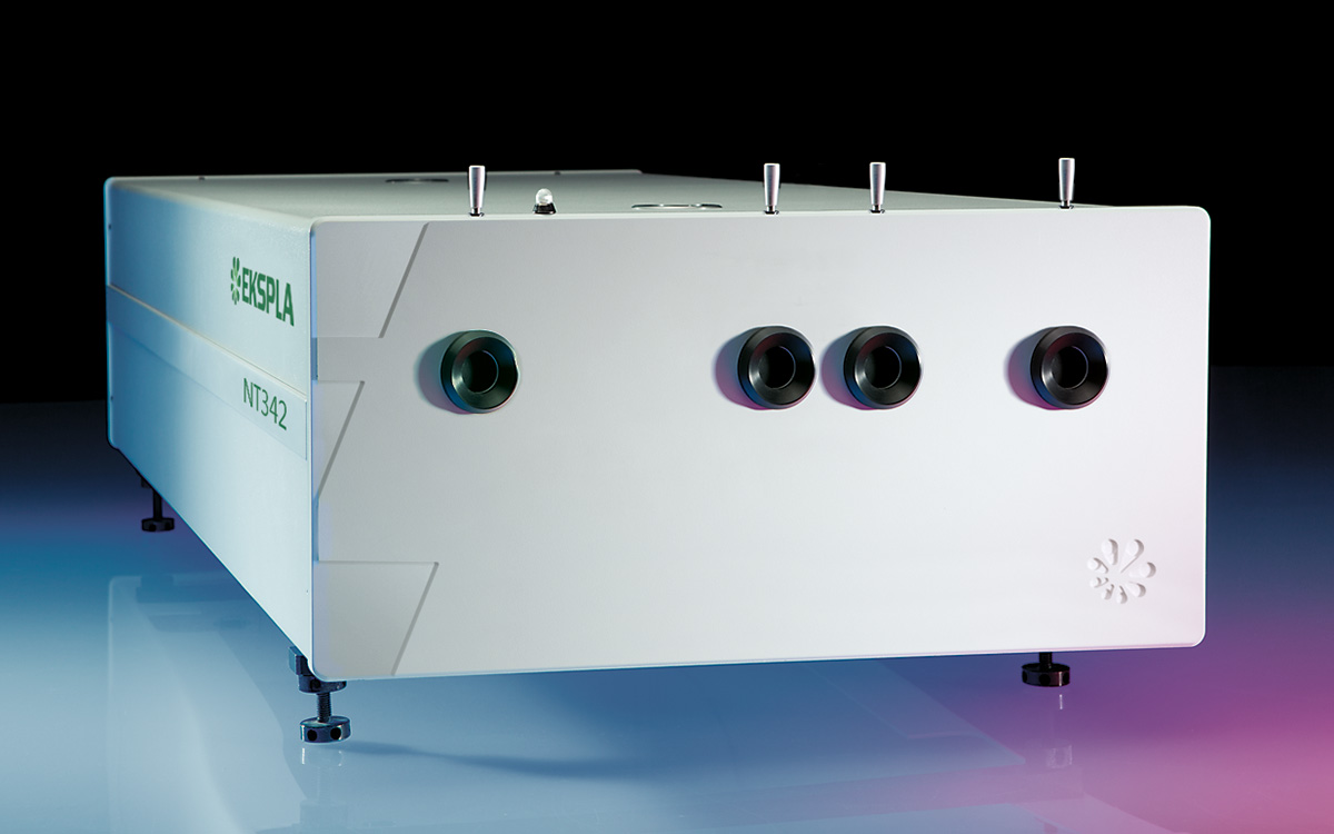NT342 series tunable laser