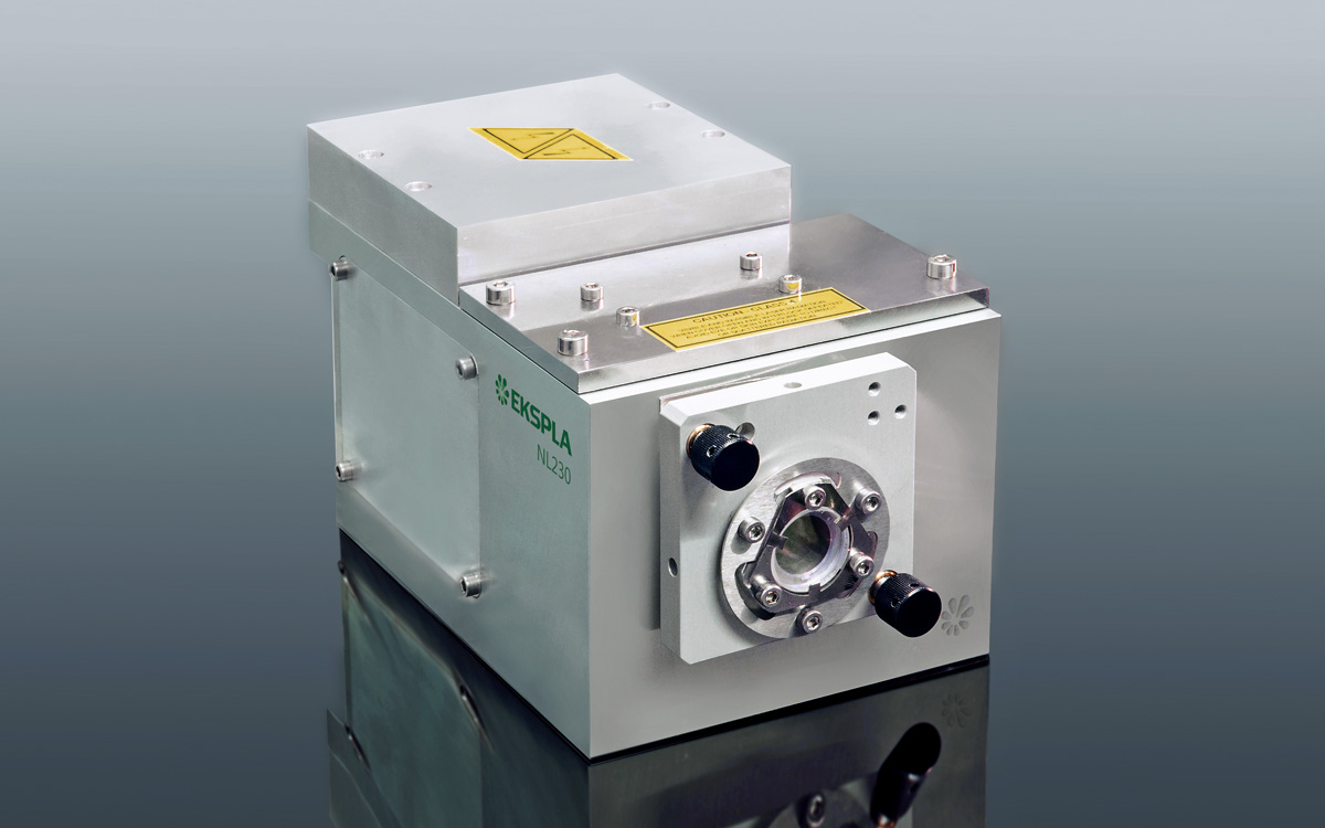 OEM version of NL230 series laser features compact design and stable output parameters