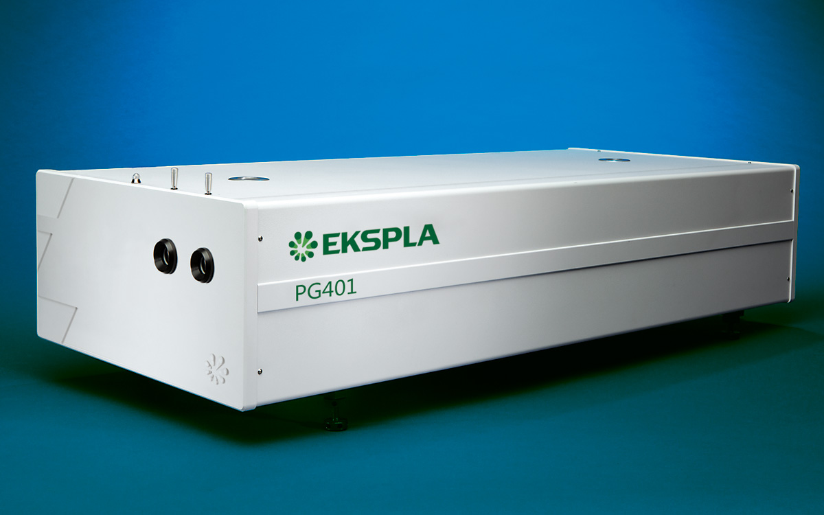 Pgx01 Series High Energy Broadly Tunable Picosecond Opa
