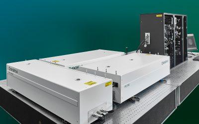SFG spectrometer