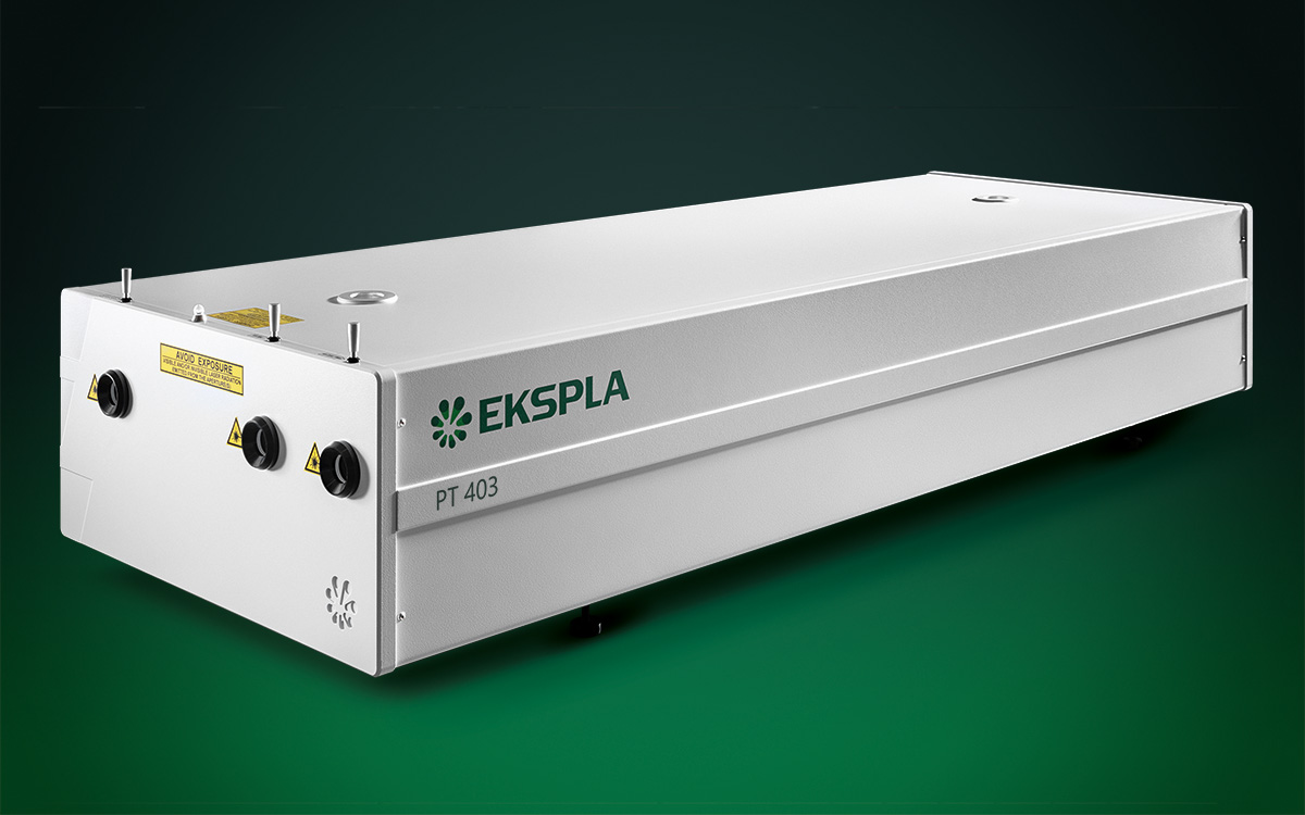 PT403 series Tunable Wavelength Picosecond Laser