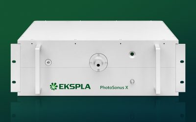 Photosonus X - High Output Power DPSS Tunable Laser for Photoacoustic Imaging